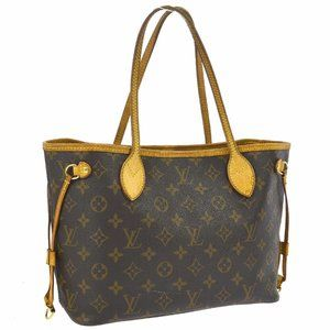 Louis Vuitton Neverfull Pm Hand Tote #6093L49B